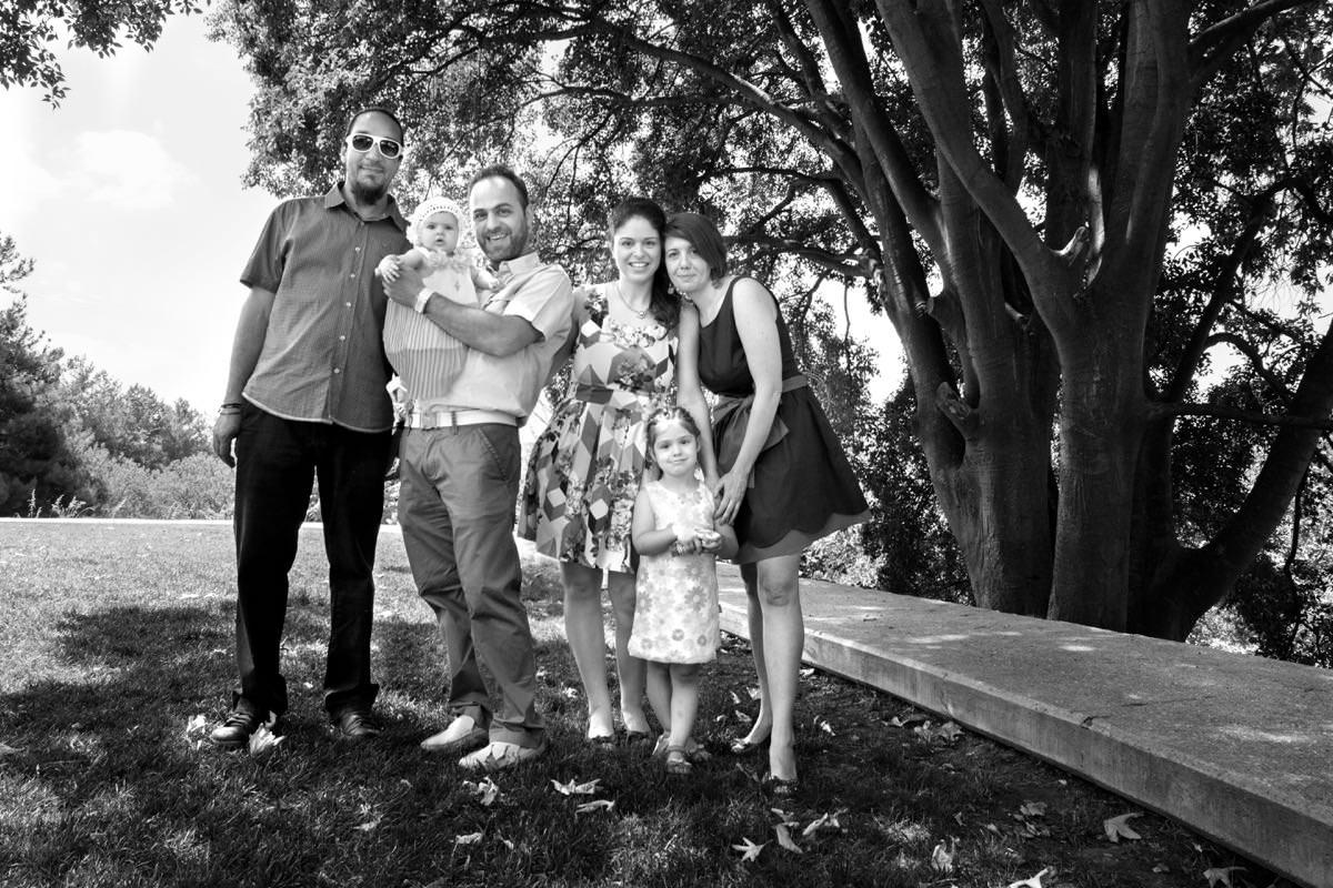 φωτογράφηση βάπτισης στη Θεσσαλονίκη, ασπρόμαυρη φωτογραφία βάπτισης.