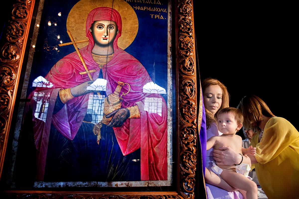 φωτογράφηση βάπτισης στη Θεσσαλονίκη, Μια ξεχωριστή βάπτιση στη Θεσσαλονίκη