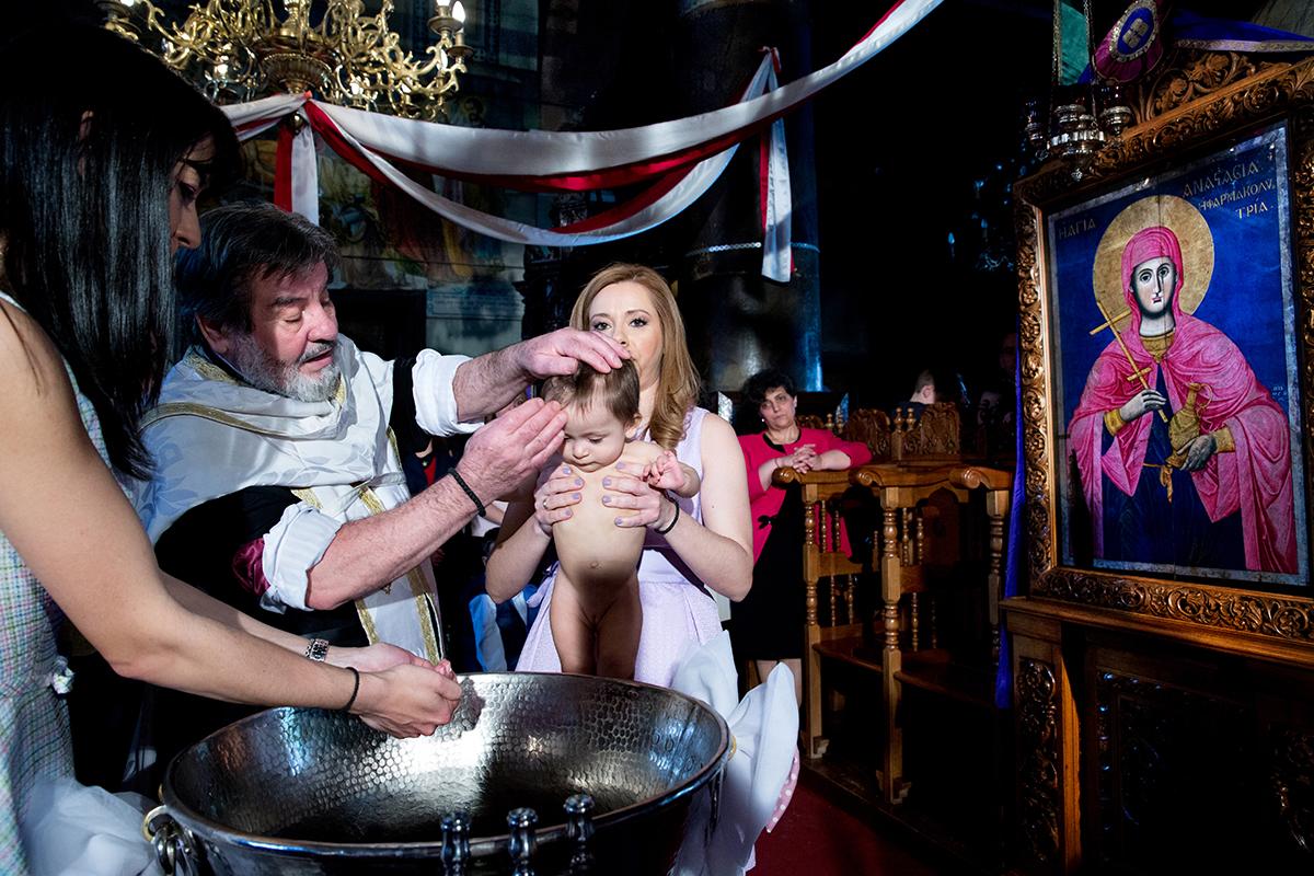 φωτογράφηση βάπτισης στη Θεσσαλονίκη. Μια ξεχωριστή βάπτιση στη Θεσσαλονίκη