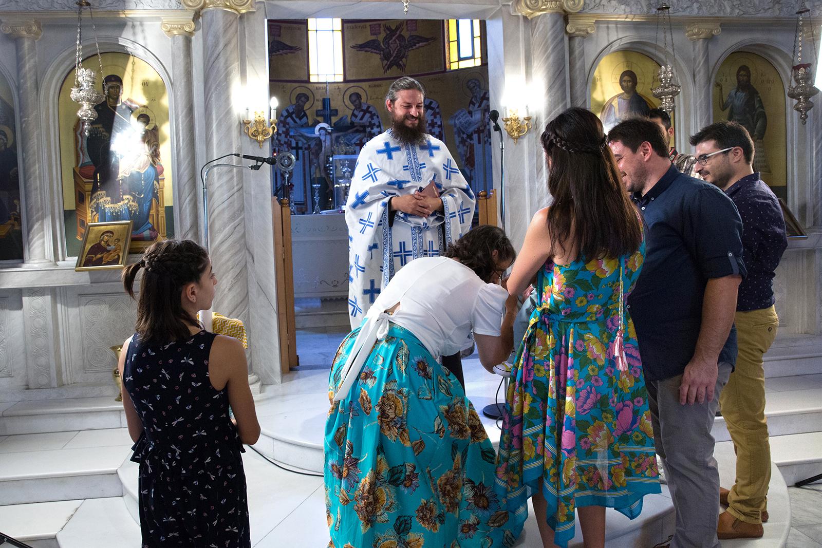η βάπτιση του Ανδρέα, φωτογράφος βάπτισης Θεσσαλονίκης natfilp039